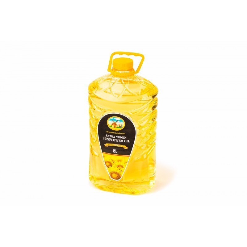 Refined  cooking   sunflower  oil  from  manufacturer  in Ukraine.