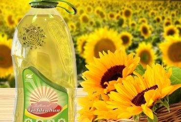 Refined Sunflower Oil 1.8L bottle